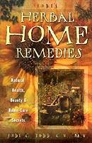 Jude's Herbal Home Remedies By Jude Todd