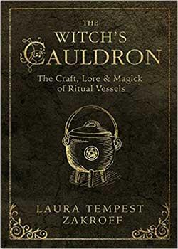 Witch's Cauldron By Laura Tempest Zakroff