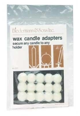 Wax Candle Adapter
