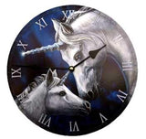 Unicorn Clock