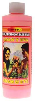 8oz Adam & Eve (adan Y Eva) Wash