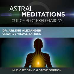 Cd: Astral Meditations By Dr Arlenen Alexander