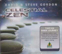 Cd: Celestial Zen By Gordon- Gordon