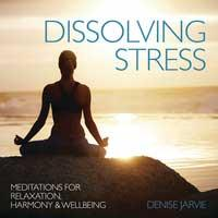 Cd: Dissolving Stress By Denese Jarvie