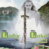 Cd: Lady Of The Lake  By Jerry Marchand