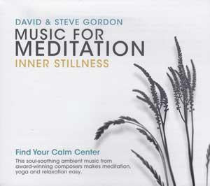 Cd: Music For Meditationby Gordon- Gordon