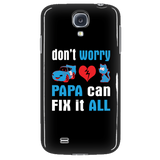 Papa Can Fix It All Phone Cases