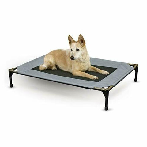New Dog Bed Elevated to Keep Your Dog Cool [30in x 42in x 7in]