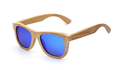 Wooden Sunglasses Wayfarer