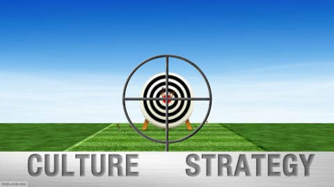 Culture without Strategy is Aimless