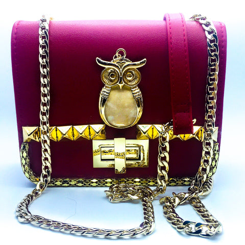 NIGHT OWL PURSE