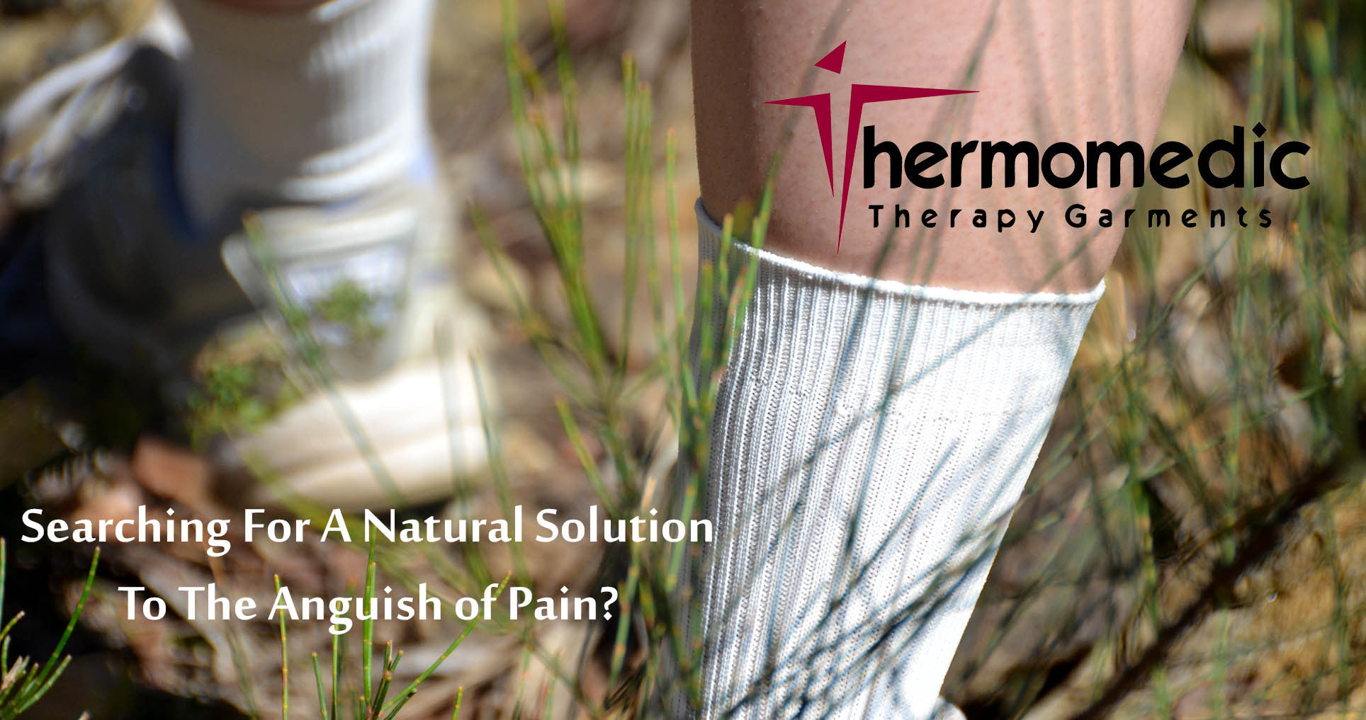 Thermomedic Therapy Garments With Far Infrared Therapy