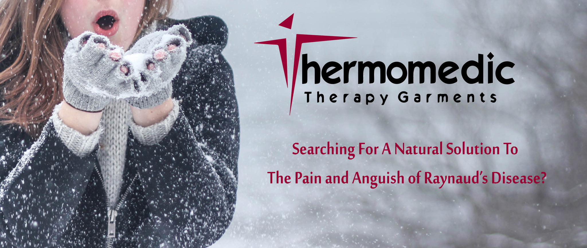 Far Infrared Therapy Raynaud's  Gloves Help Give Soothing Gentle Relief For Sore, Aching or Cold Hands and Fingers