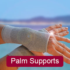 Far Infrared Therapy Palm Supports For Carpal Tunnel Syndrome, Arthritis Pain and Wrist Pain