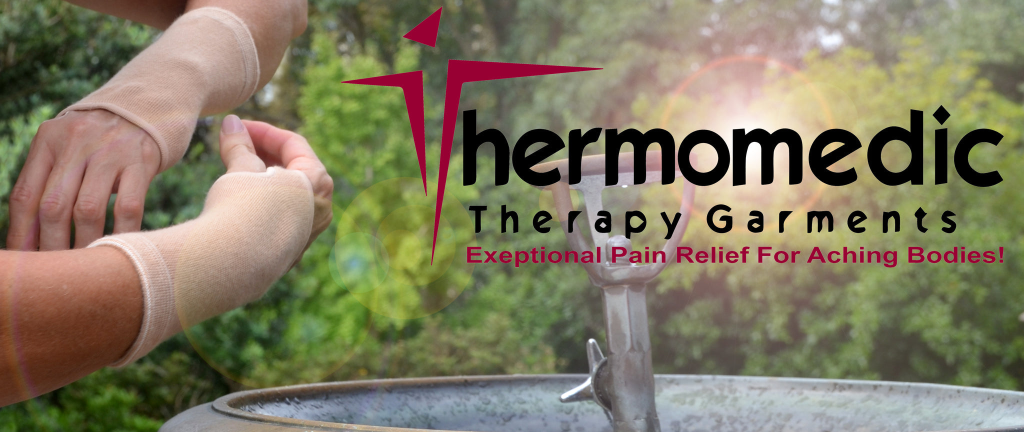 Arthritis Treatment Gloves From Thermomedic For Soothing Pain Relief Without Drugs