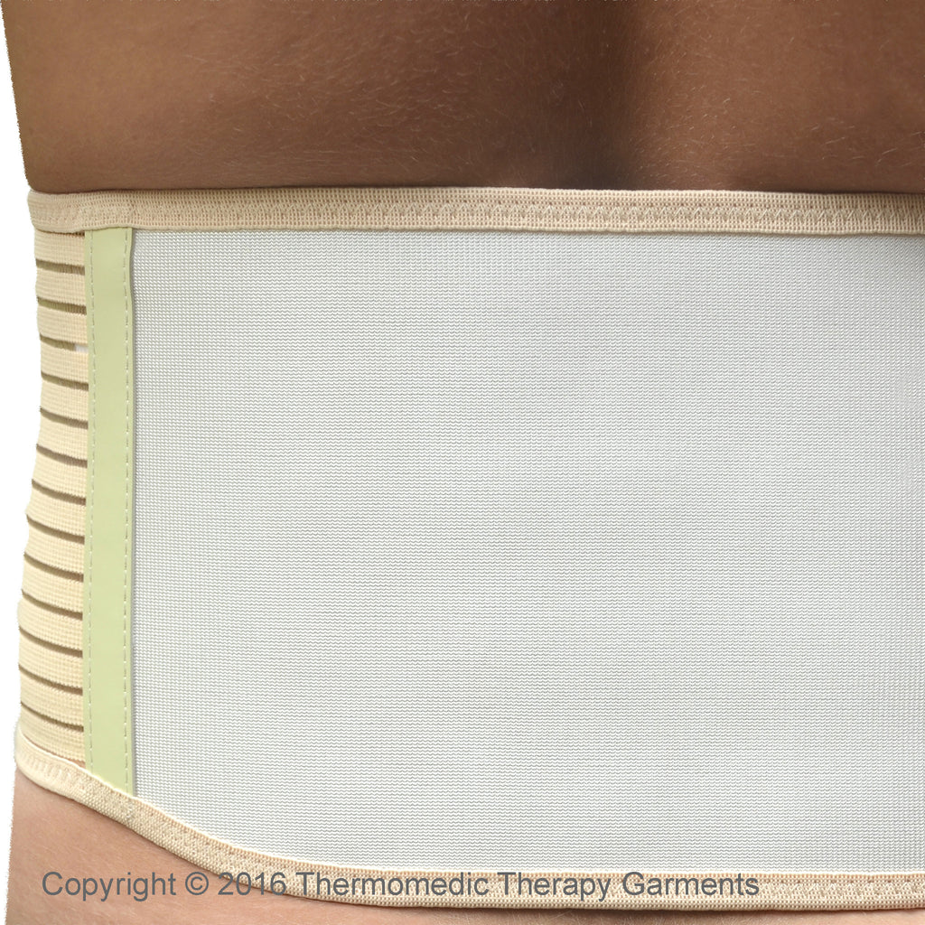 Back Support- Far Infrared Therapy- Skin Tone