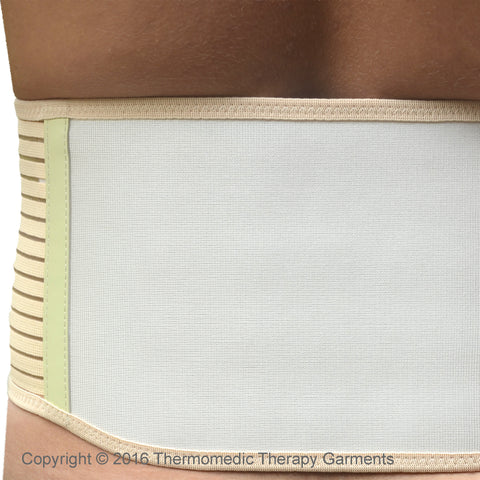 Back Support With Soothing Far Infrared Therapy For Fast Pain Relief