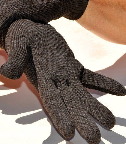 Far Infrared Therapy Gloves With Full-Fingers For Cold, Sore Hands