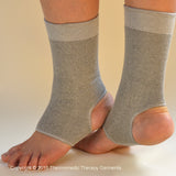 Ankle Supports- Far Infrared Therapy- Grey
