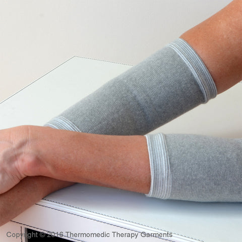 Elbow Supports- Grey