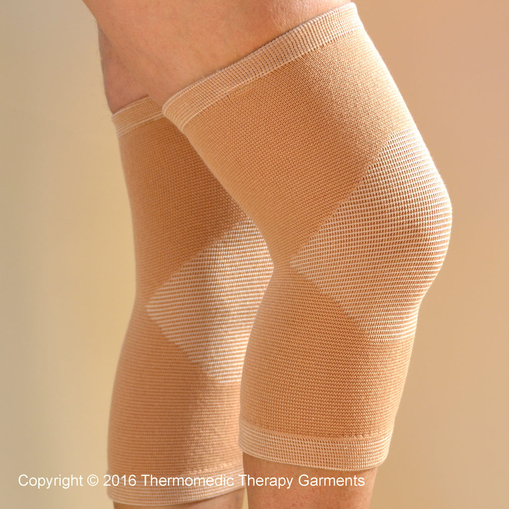 Knee Support In Skin Tone