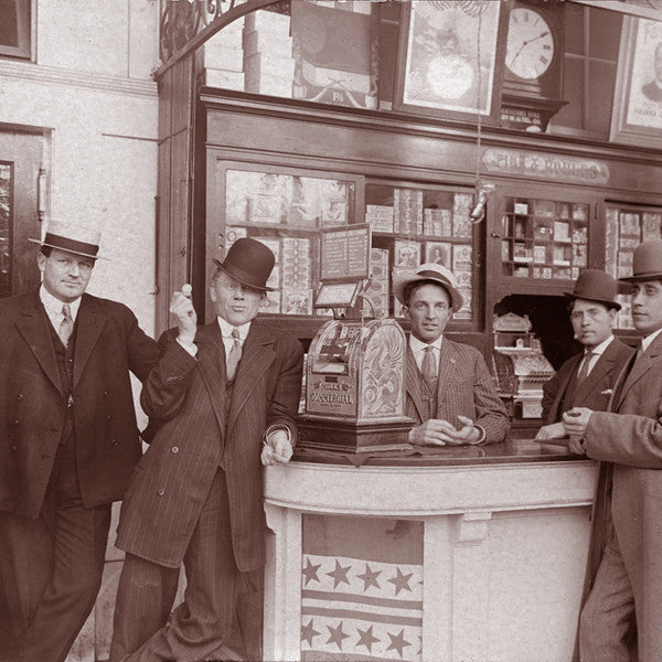 American Saloons, Pre-Prohibition Photographs