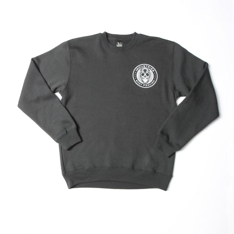 """BADGE OF HONOR"" Crew Sweaters"