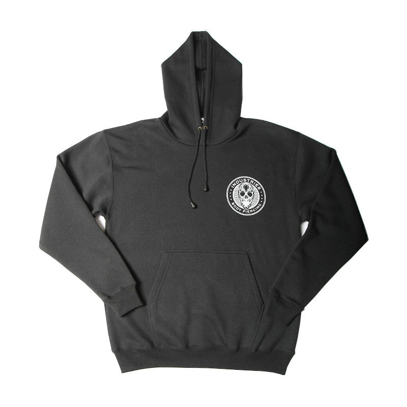 """BADGE OF HONOR LOGO"" Hoodies"