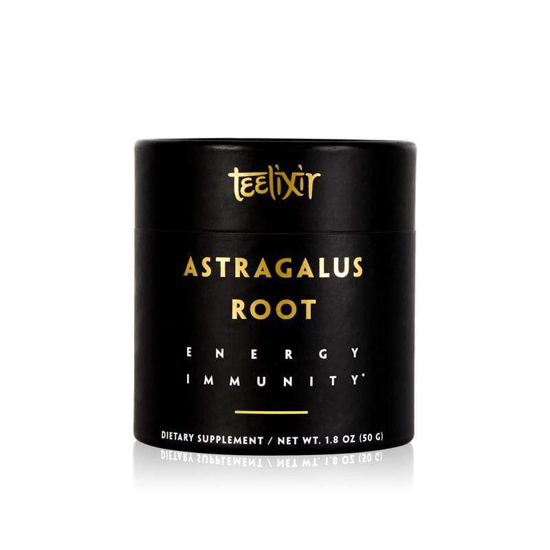 Teelixir Astragalus Powder 50g IMMEDIATE ENERGY * ADAPTOGEN *IMMUNE BOOST