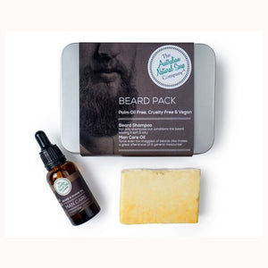 Beard Pack (Beard Shampoo Bar 100g & Beard Oil 25mL)