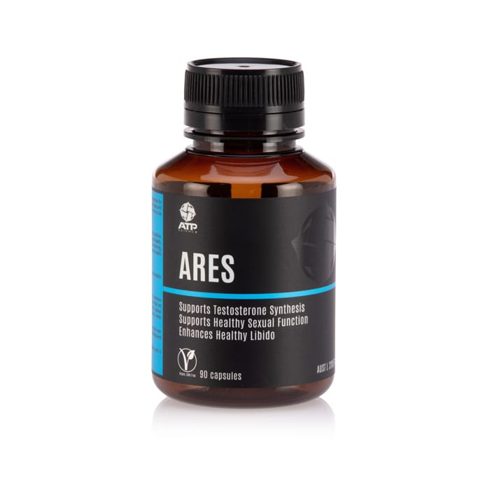 ATP Science ARES - Libido & Sexual Function Support for Men and Women (90 Capsules)