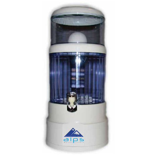 ALPS 10 Stage Water Filtration Unit 12L *PRE-ORDER - ETA BY END DECEMBER* - The Healthy Household