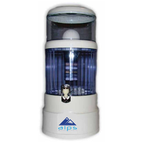 ALPS 10 Stage Water Filtration Unit 12L - The Healthy Household