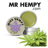 Cannopathy Canna-Balm Vanilla Rescue Balm (80% Hemp Botannicals) 15g - The Healthy Household