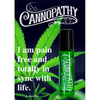 Cannopathy Rapid-Max Therapeutic Hemp Oil (Beta-Caryophyllene Rich Pain Relief) 10mL - The Healthy Household