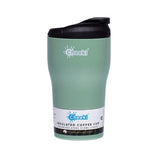 Cheeki Insulated Reusable Coffee Cup 310mL (Pistachio or Topaz)