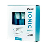 Dr Tung's - 4 x Replacement Heads for Ionic Toothbrush (Soft) - The Healthy Household