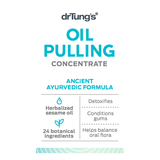 Dr Tung's - Oil Pulling Concentrate, Ancient Ayurvedic Formula 50mL - The Healthy Household