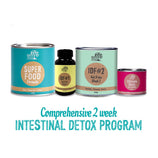 Eden Health Foods COMPREHENSIVE 2 WEEK INTESTINAL DETOX PROGRAM (KIT) - The Healthy Household