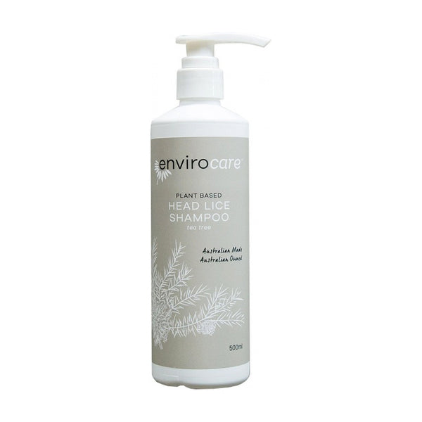 EnviroCare Head Lice Shampoo 500mL GENTLE, EFFECTIVE & NON-TOXIC! - The Healthy Household