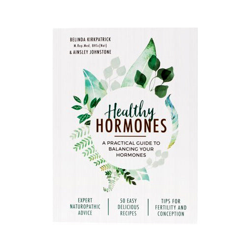 Book - Healthy Hormones By B.Kirkpatrick & A.Johnstone (50 Easy Delicious Recipes) - The Healthy Household