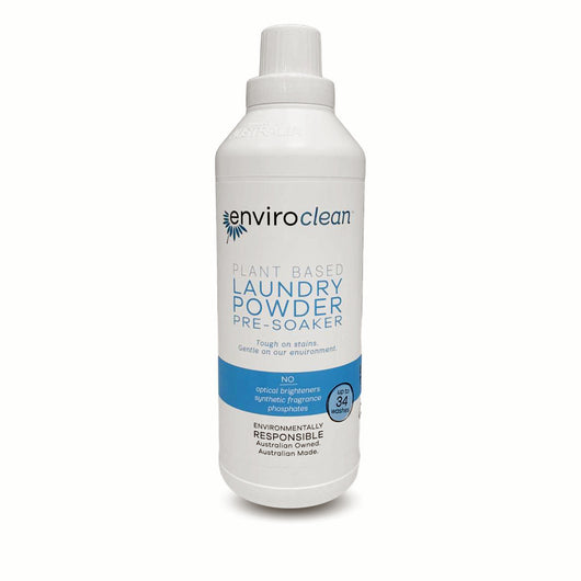 Plant Based Laundry Powder Pre-Soaker 34 Washes 1kg