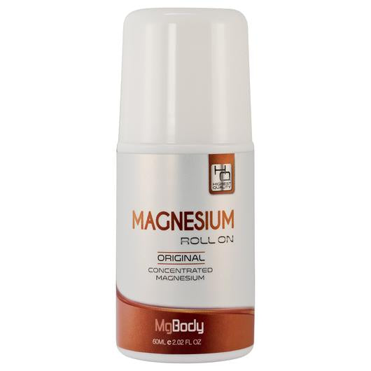MgBody Topical Magnesium Roll On 60mL - The Healthy Household