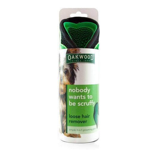 Oakwood Loose Hair Remover for Dogs and Cats of all Stages! - The Healthy Household