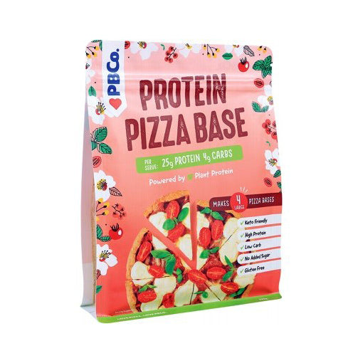 Protein Pizza Base Plant Protein 320g (GF DF* SF VG)