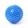 10cm Spiky Massage Ball for Muscular Therapy, Relaxation & Recovery (HARD or SOFT, Colour Random)