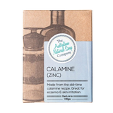 The Australian Natural Soap Co. Calamine + Zinc Soap (Unscented, Sensitive Skin) 100g - The Healthy Household