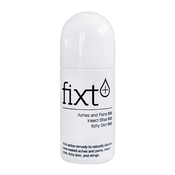 fixt - Natural Multi-Remedy for Aches, Pains, Bites & Stings! 50mL Roll-On - The Healthy Household