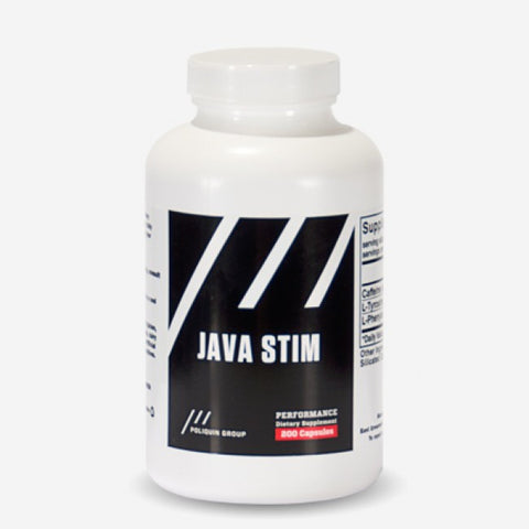Java Stim - Special Caffeine Formula (200 capsules) *PRE-ORDER - BACK SOON* - The Healthy Household