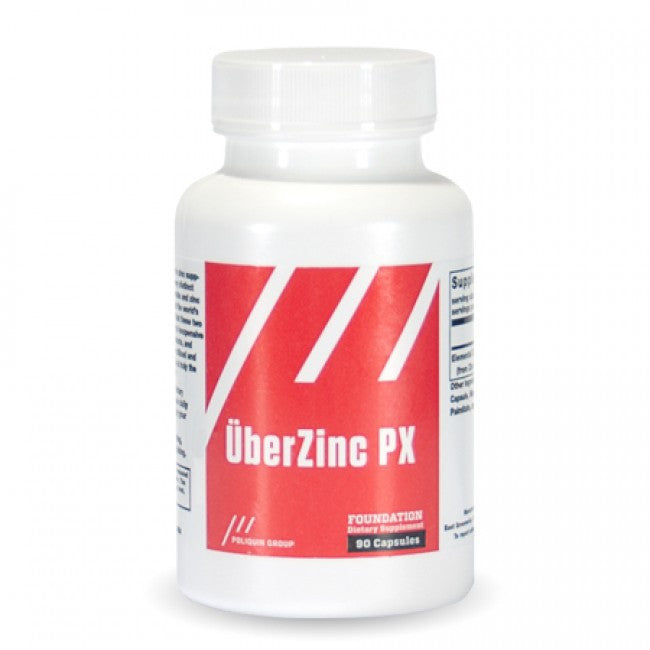 Uber Zinc Px (90 capsules) - The Healthy Household